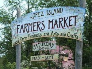 lopez island farmers market